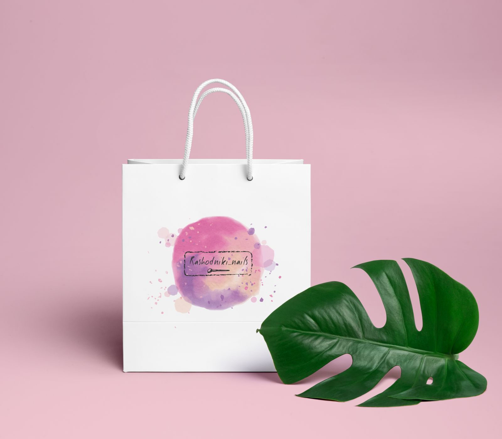 Beauty industry logo design